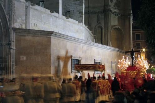 Miércoles Santo en Murcia